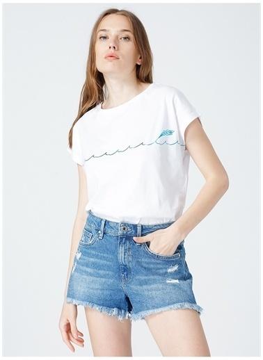 Fabrika Fabrika T-Shirt Beyaz